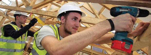 2,320 NEW CONSTRUCTION JOBS ARE BEING CREATED EVERY YEAR IN THE WEST MIDLANDS.