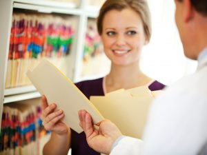 Clinic healthcare support