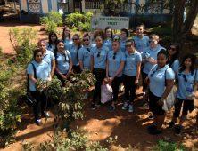 Students at Mango House