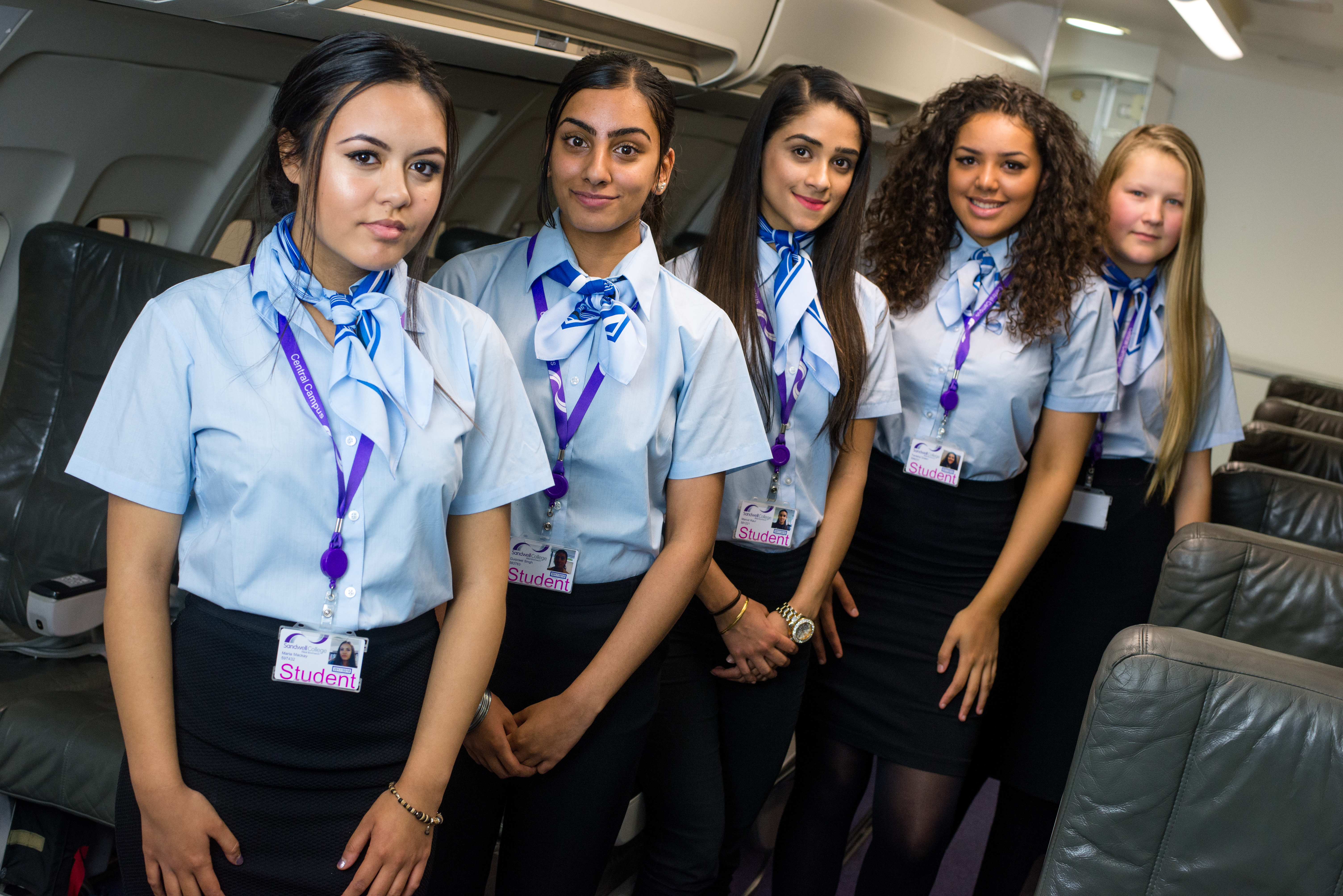 Introduction to Cabin Crew Certificate - Sandwell College