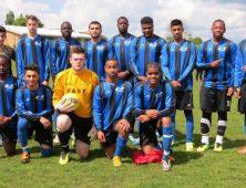 Men's football B team