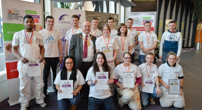 Student Decorator of the Year regional finalists