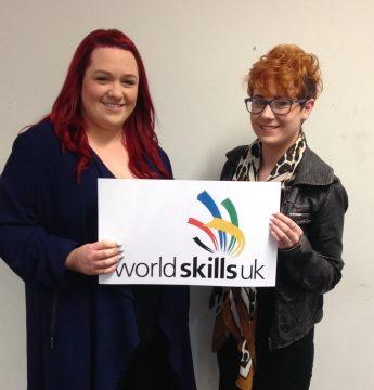 World Skills regional finalists