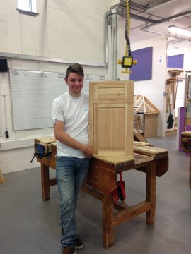 Robert Hill_Carpenters Craft runner up