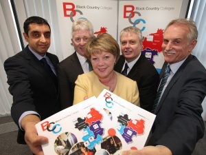 New Black Country Colleges Partnership