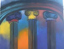 Picture of columns