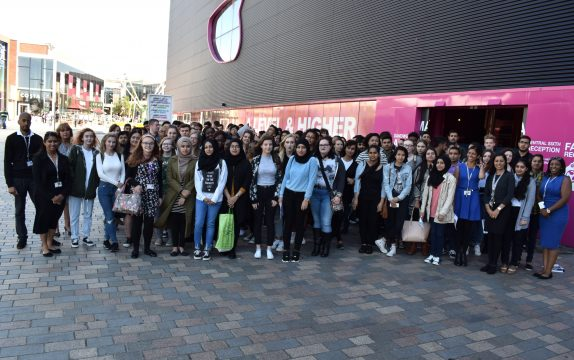 A2 induction group outside Central Sixth