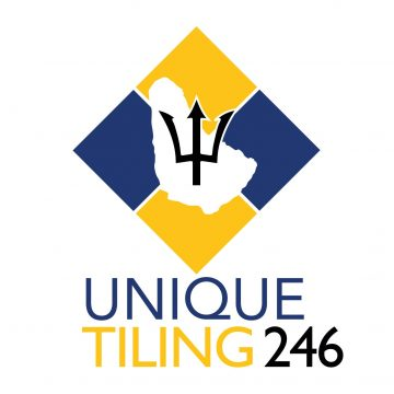Sandwell College year 2 Interactive Media student James Brown won a competition to design a logo for Barbados-based Unique Tiling 246. October 2016
