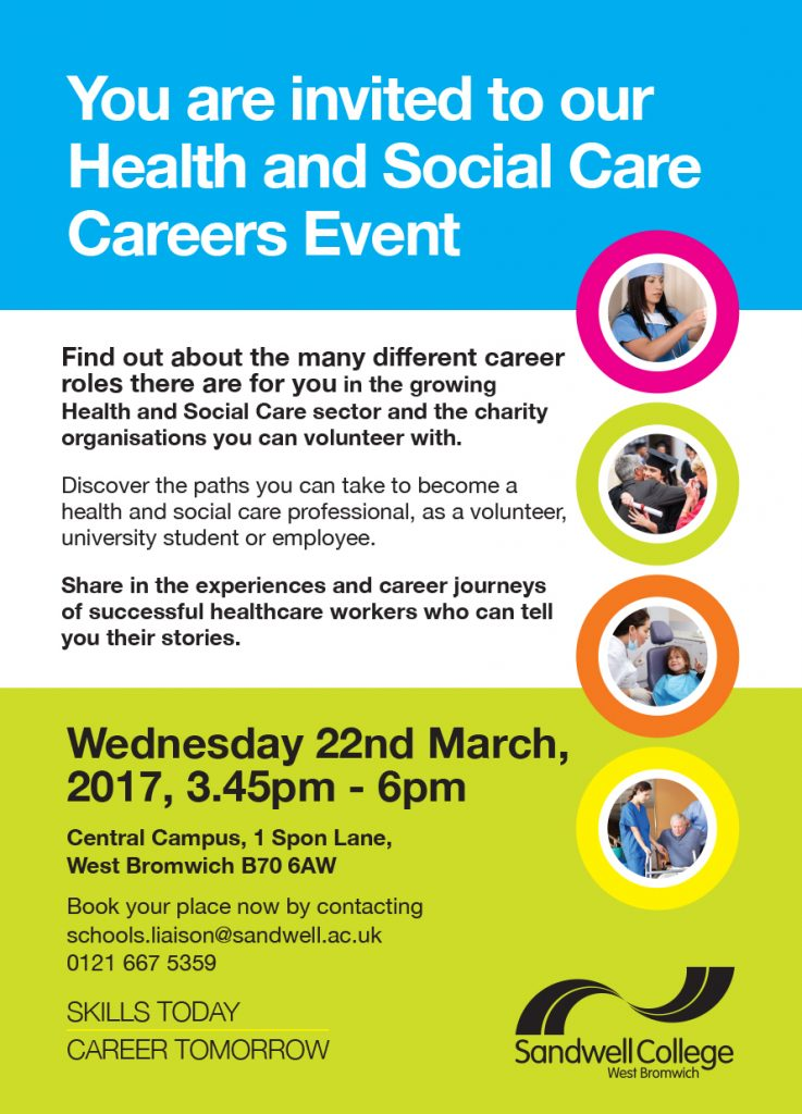 Healthcare Event 22 March 2017