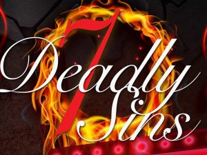 7 Deadly Sins Variety Showcase POSTER Performing Arts_22 Mar 2017