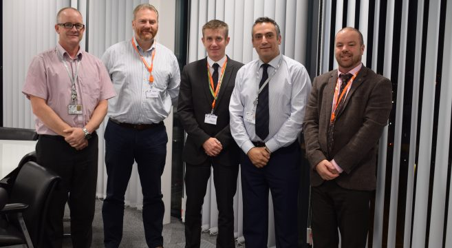 Male staff members who are part of the Advisory board