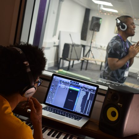 MUSIC STUDENTS LAUNCH OWN RECORD LABEL AT NEW RECORDING STUDIOS