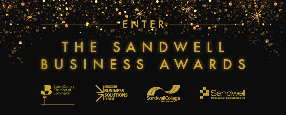 Enter The Sandwell Business Awards 2018!