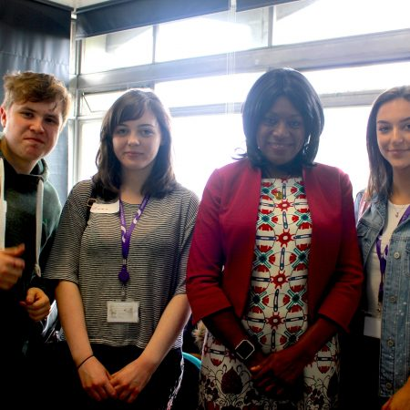 MEDIA STUDENTS IN CHANNEL 4 BID FOCUS GROUP