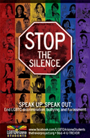 Stop The Silence - Speak Up, Speak Out