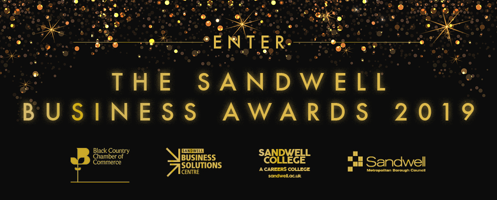 Enter the Sandwell Business Awards 2019
