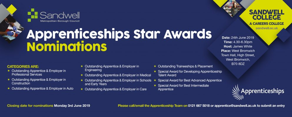 Nominate your Star Apprentice!