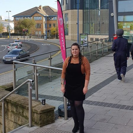 APPRENTICE IN LINE FOR CHAMBER OF COMMERCE AWARD