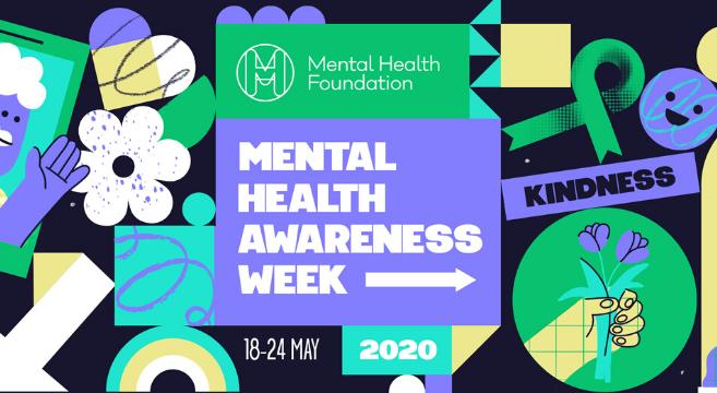 Mental Health Awareness Week 2020 Banner