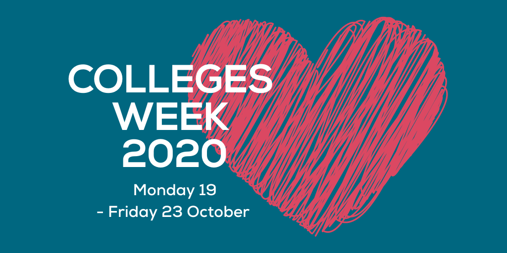 SANDWELL COLLEGE CELEBRATES COLLEGES WEEK 2020