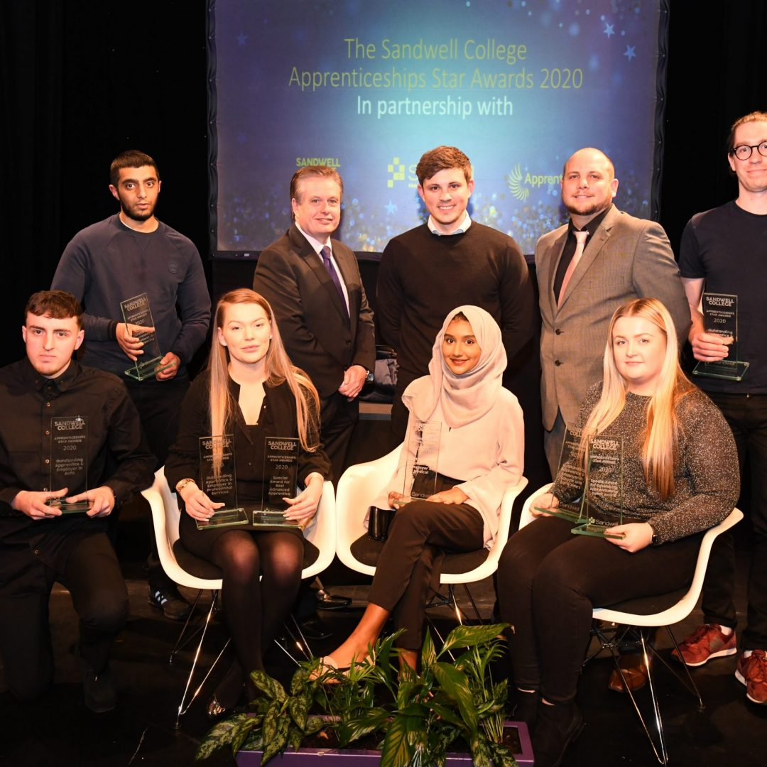 APPRENTICESHIP STAR AWARDS 2021
