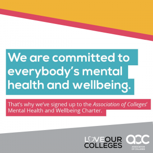 AOC Mental Health and Wellbeing Charter