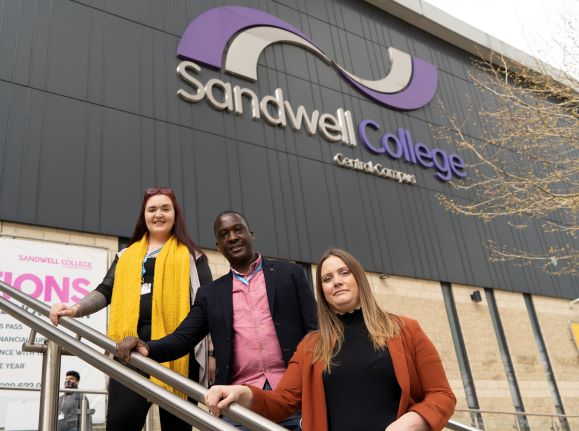 THREE OUTSTANDING AWARD WINS FOR ADULT LEARNERS