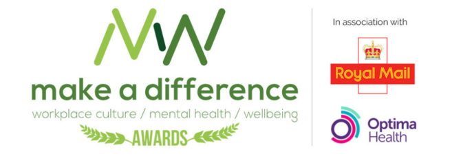 Make A Difference Awards logo
