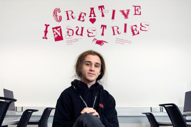INTERACTIVE MEDIA STUDENT COMMISSIONED TO PRODUCE ANIMATION FOR MULTISTORY
