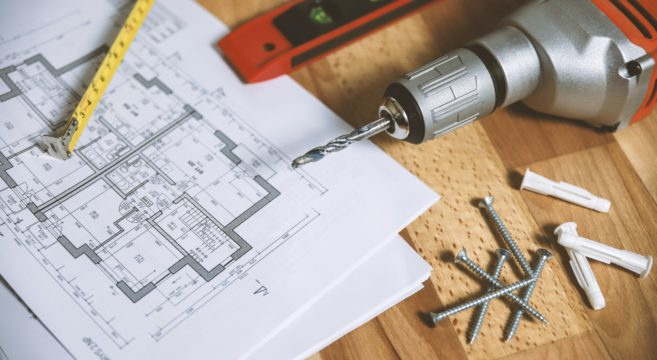 Drill and building plans