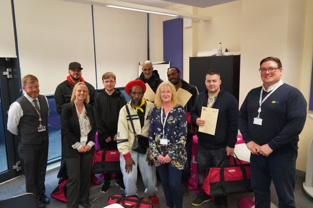 CONSTRUCTION AWARDS FOR ADULT LEARNERS